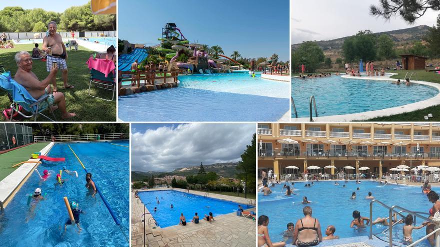 Las piscinas de Castellón aguantan el tirón pese al covid y 'blindan' su seguridad