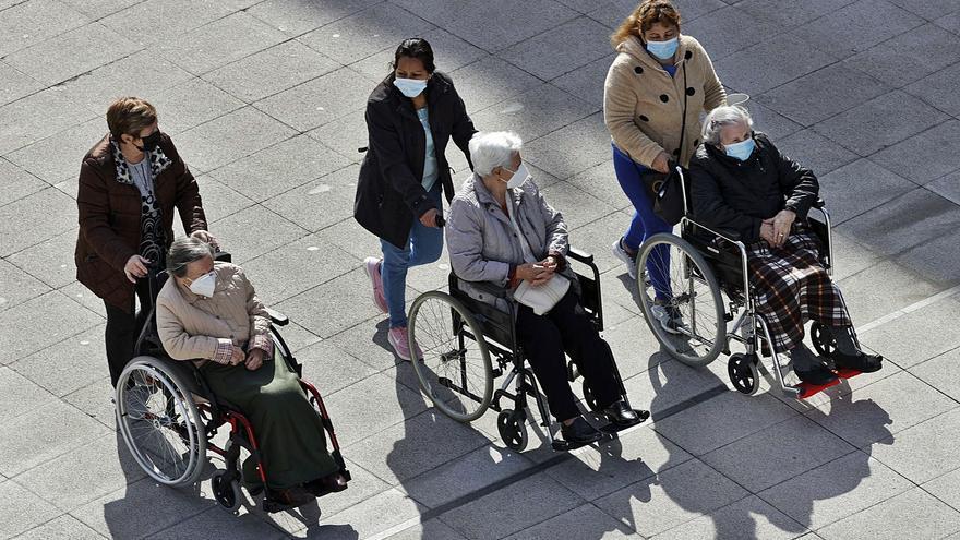 El virus desaparece de las residencias de ancianos de Málaga, que ya han alcanzado la inmunidad