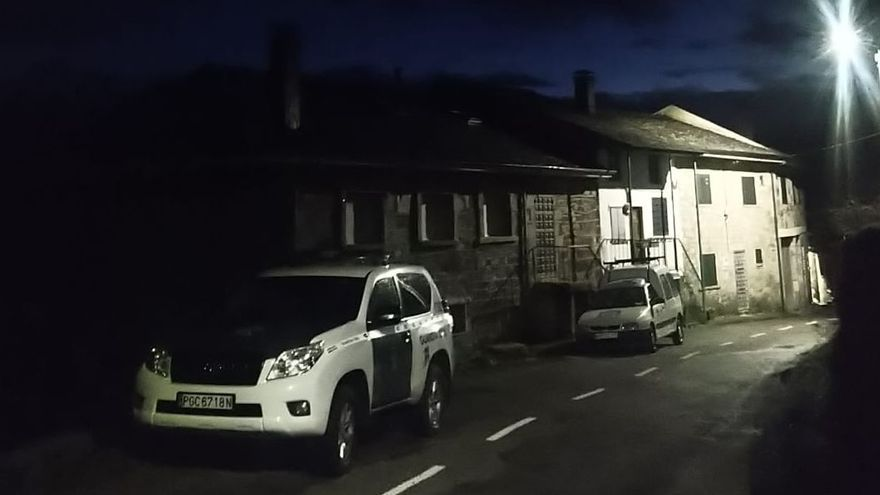 Robos en viviendas de Santa Colomba de Sanabria y Riego de Lomba
