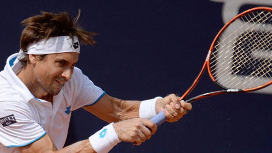 Ferrer cae ante Leonardo Mayer en la final de Hamburgo