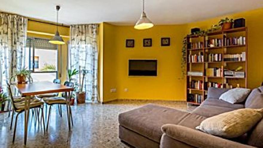 99.000 € Venta de piso en Callosa d'En Sarrià 80 m2, 3 habitaciones, 1 baño, 1.238 €/m2, 2 Planta...