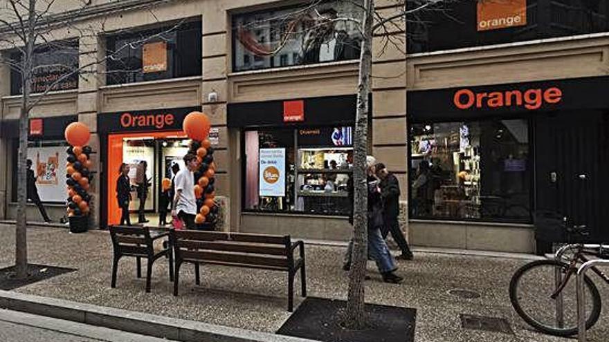 ISP Grup i Orange creixen a Girona