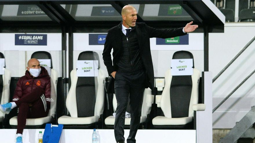 Champions League: Borussia Mönchengladbach - Real Madrid