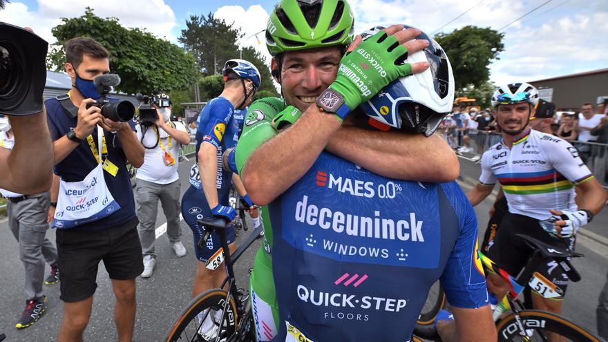 Ganador de la etapa 6 del Tour de 2021: Mark Cavendish