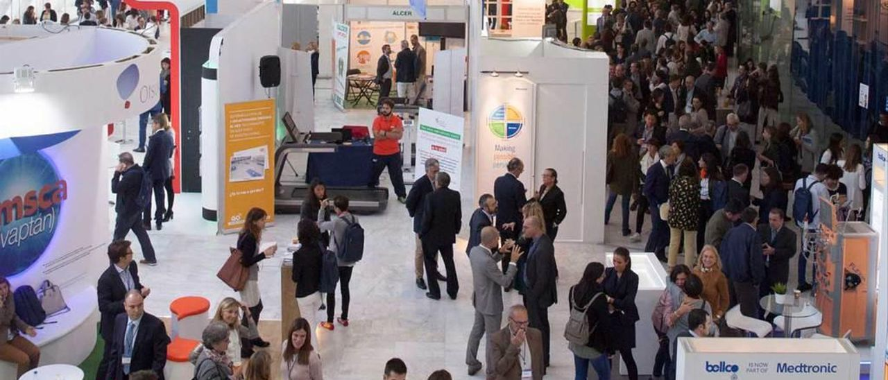 Congreso de nefrología celebrado en Oviedo el mes pasado.