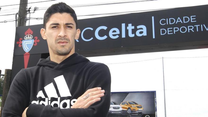 """El """"Tucu"""" Hernández abandona el Celta"""
