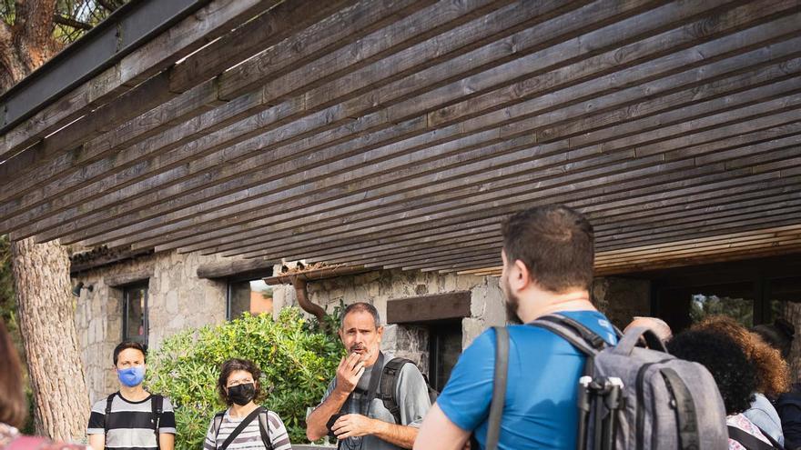 El cicle d'activitats de bosc i vinya de la Ruta del Vi de la DO Pla de Bages tanca amb bona participació