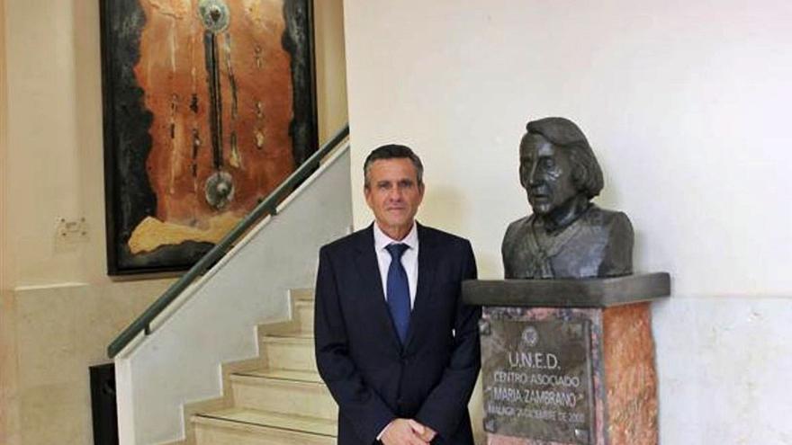«UNED-Málaga se ha convertido en la sede  del Campus Sur  de la UNED»