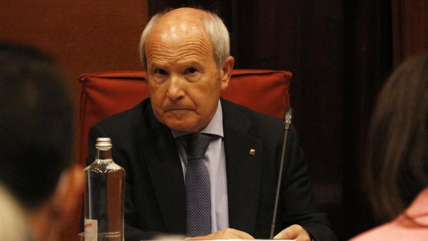 Montilla defensa al Parlament la seva incorporació a Enagás: «Jo no m'he corromput»
