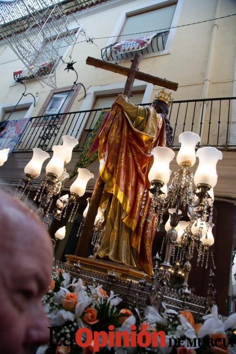 Procesión de subida en Caravaca de la Cruz