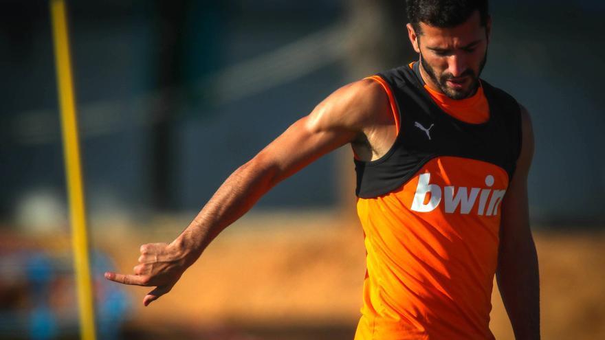 José Luis Gayà, leyenda viva del Valencia CF