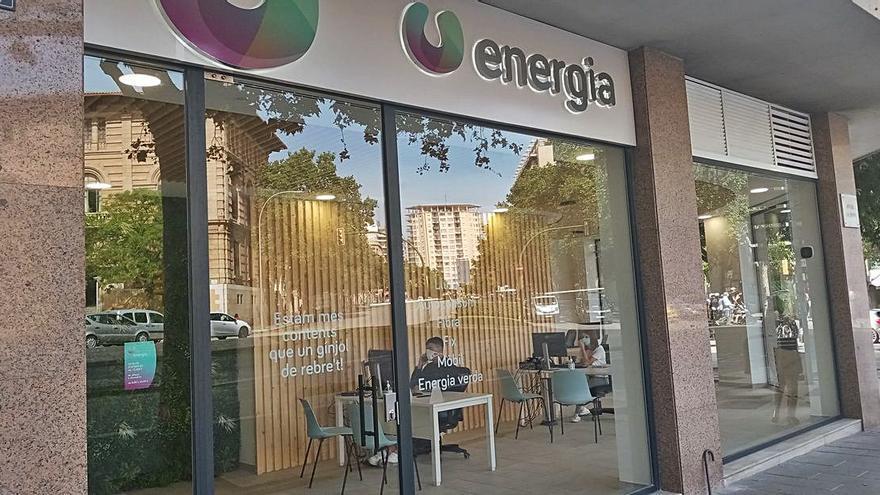 U energia abre un nuevo punto de servicio en Palma