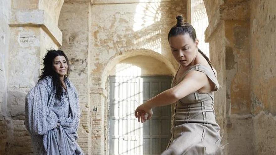 Lita Cabellut y Rocío Molina rompen el arte