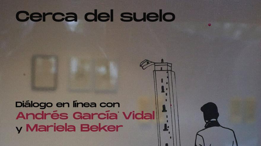 Cerca del suelo: Mariela Beker y Andy García Vidal