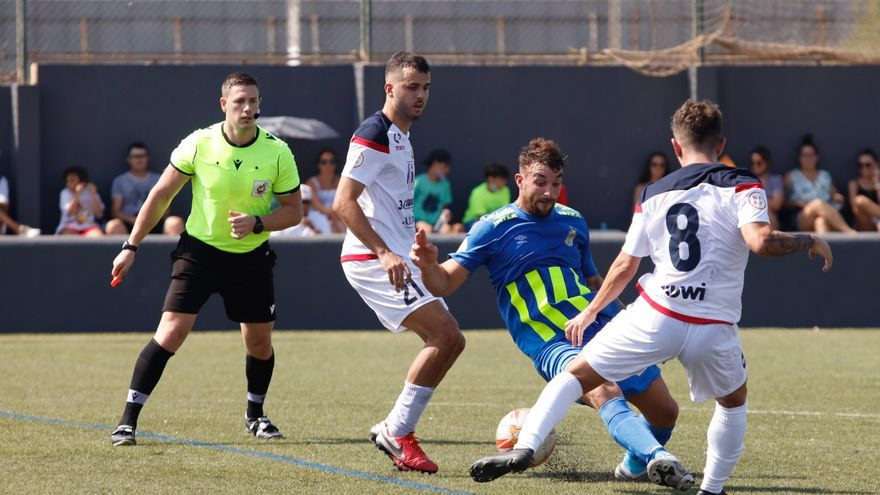 El Inter Ibiza quiere estrenarse con un triunfo ante el Sant Jordi