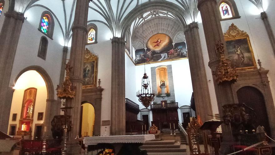 Un templo que es la historia de Canarias