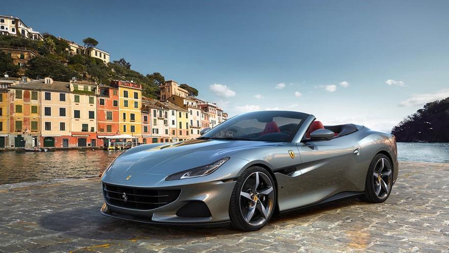 Ferrari presenta el Portofino M, más potencia para su modelo de acceso