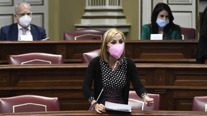 """Australia Navarro: """"El Gobierno de España sigue de brazos cruzados frente a la inmigración irregular"""""""