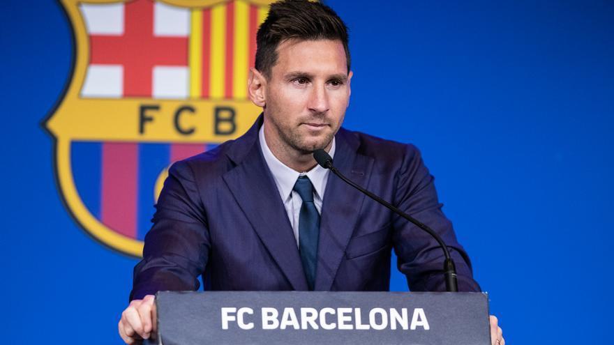 La clave: Messi, la liga, la superliga, el fondo CVC