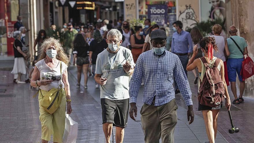 Un jubilado vasco recibe 361 euros más que un pensionista de Baleares