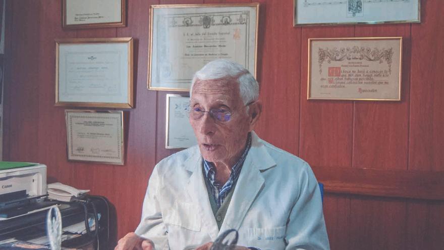 Muere el doctor Arístides Hernández Morán