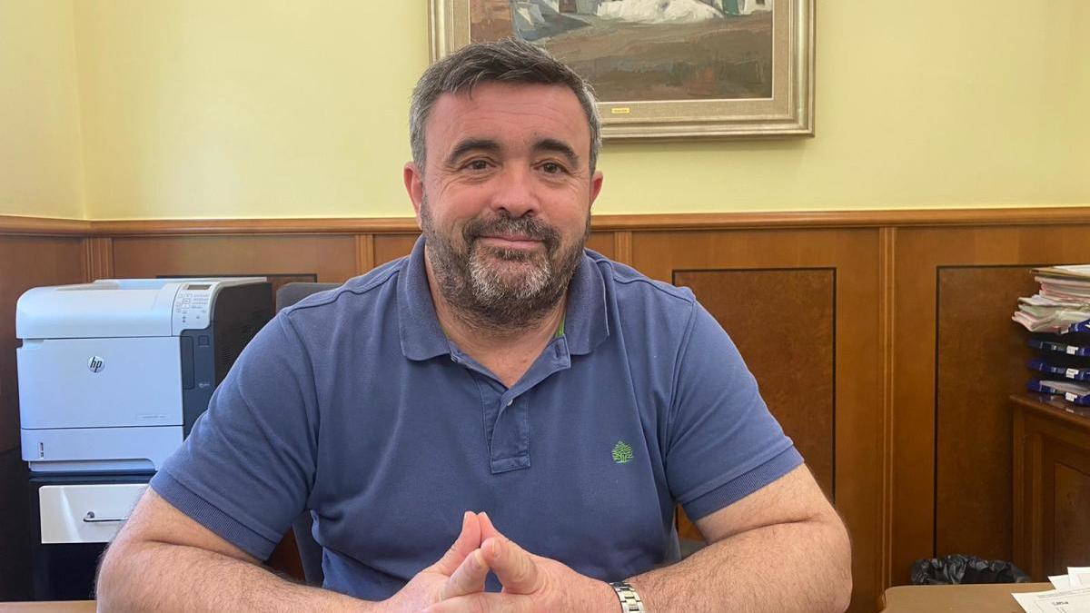 El alcalde de Crevillent, José Manuel Penalva
