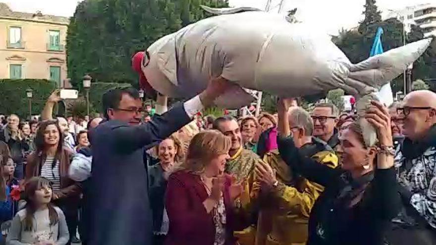 La Sardina llega a Murcia