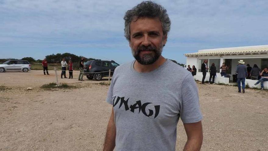 José Sacristán rueda en Formentera 'Formentera lady'