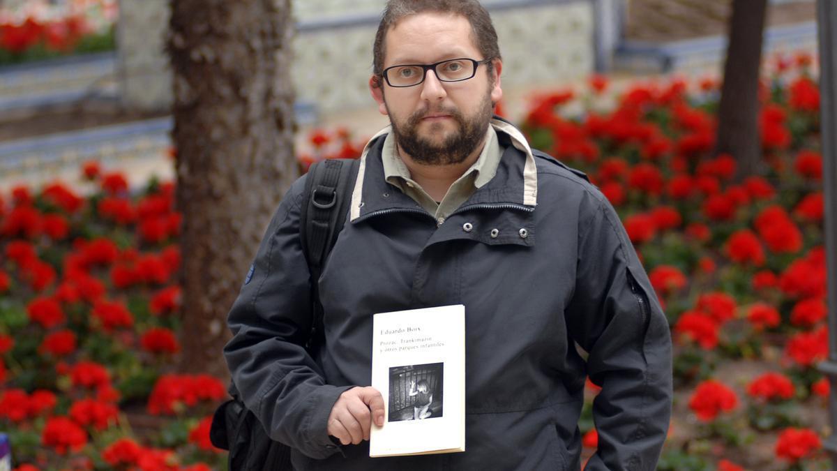 El autor ilicitano Eduardo Boix.