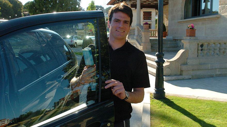 El exportero del Celta Pablo Cavallero atropella mortalmente a una persona