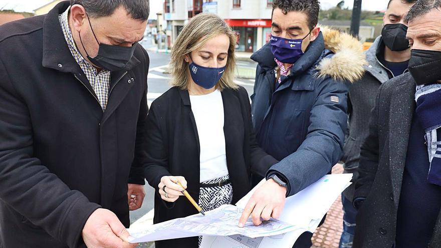 Cuartazona diseñará en 10 meses la nueva red de saneamiento de Rodeiro