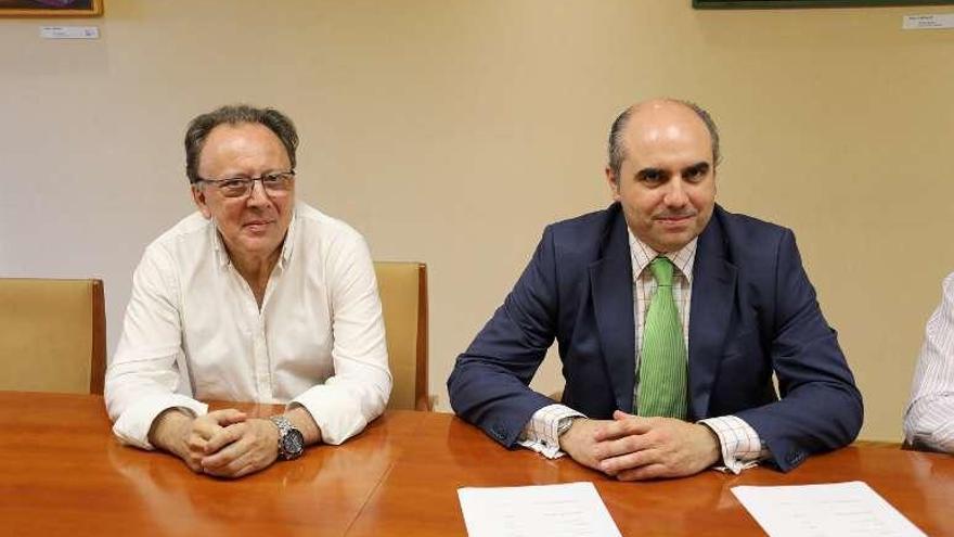 David Martínez, presidente de los autónomos