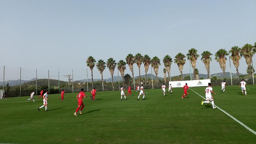 La Nucía logra su segunda victoria de esta pretemporada (1-0)