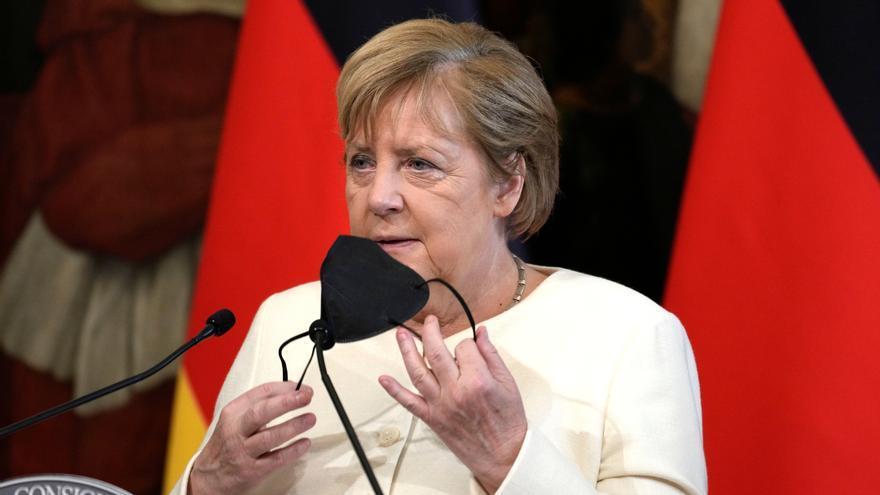Merkel visitará España los días 13 y 14 de octubre para recoger el Premio Europeo Carlos V