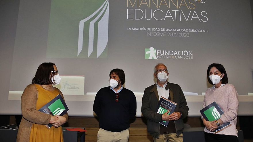 El Hogar San José atiende a 100 jóvenes al año expulsados del colegio