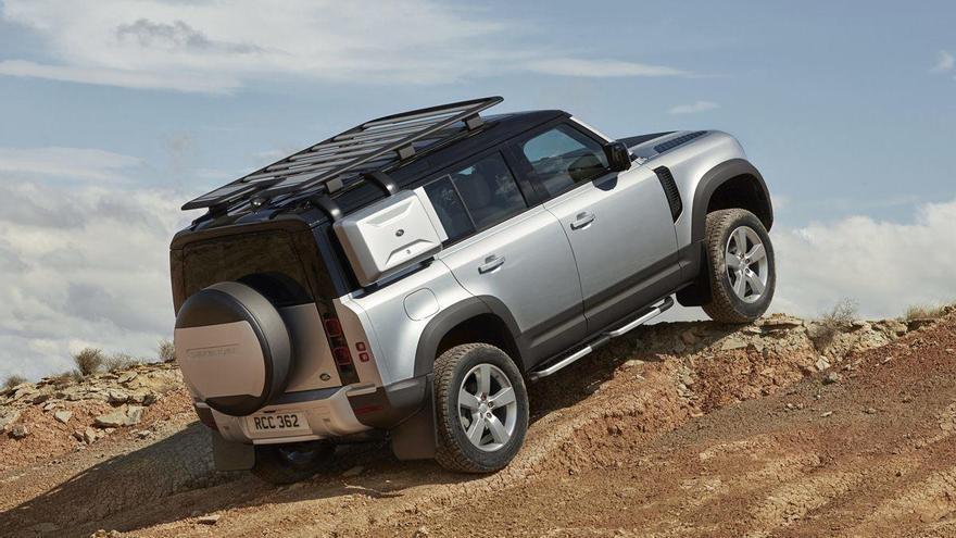Land Rover Defender, tradició tot terreny
