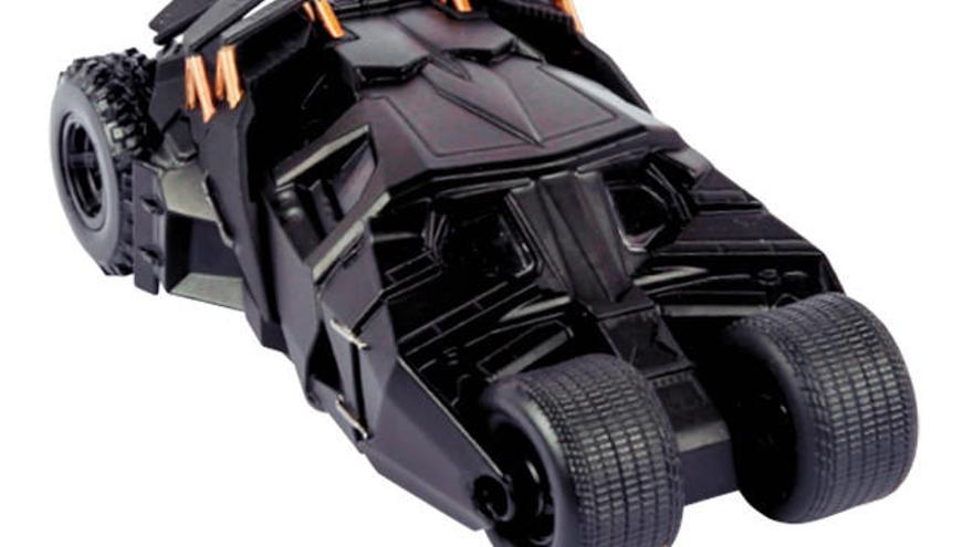 Colección de Batmóviles: Las mejores Réplicas posibles