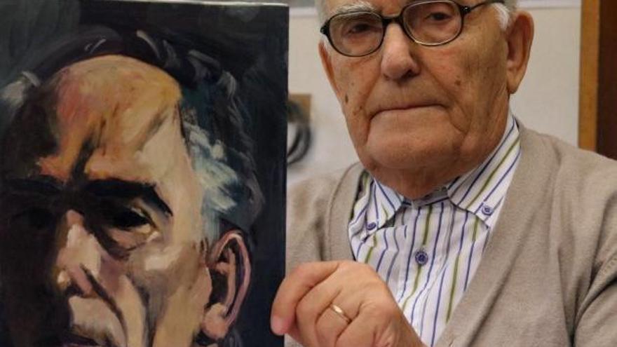 Mor l'artista Domènec Fita als 93 anys