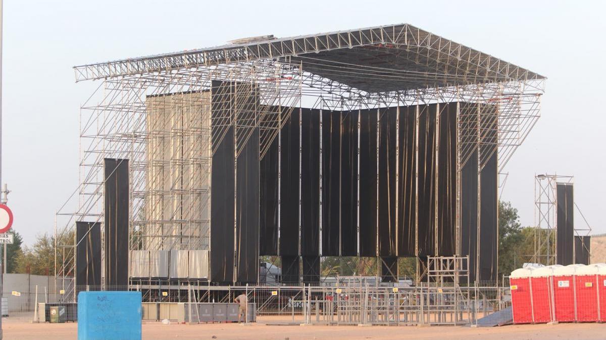 El Ayuntamiento dispone un plan especial de tráfico para el concierto de Ricky Martin
