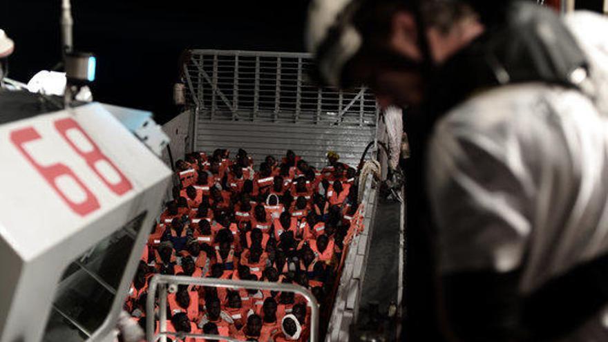 Més de 7.000 immigrants menors no acompanyats han arribat a l'Estat en el que va d'any