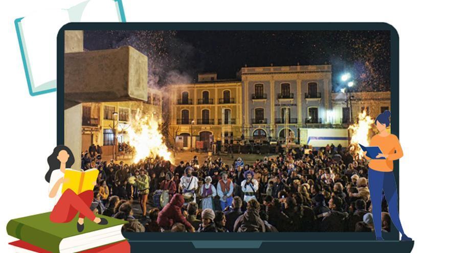 Tributo a San Antón online