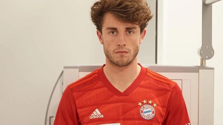 El Real Madrid cede a Odriozola al Bayern Múnich