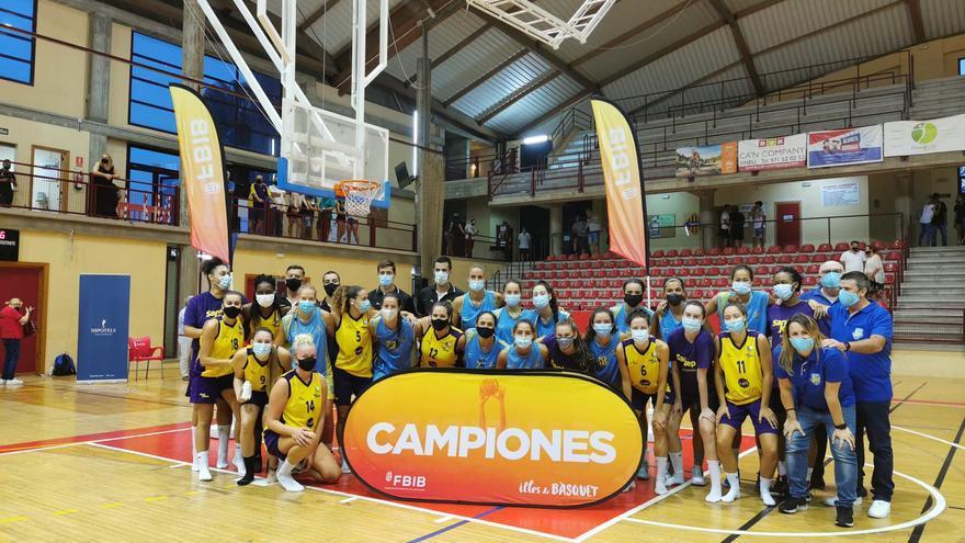 El Andratx gana al Sant Josep el Trofeu Itegra Illes Balears