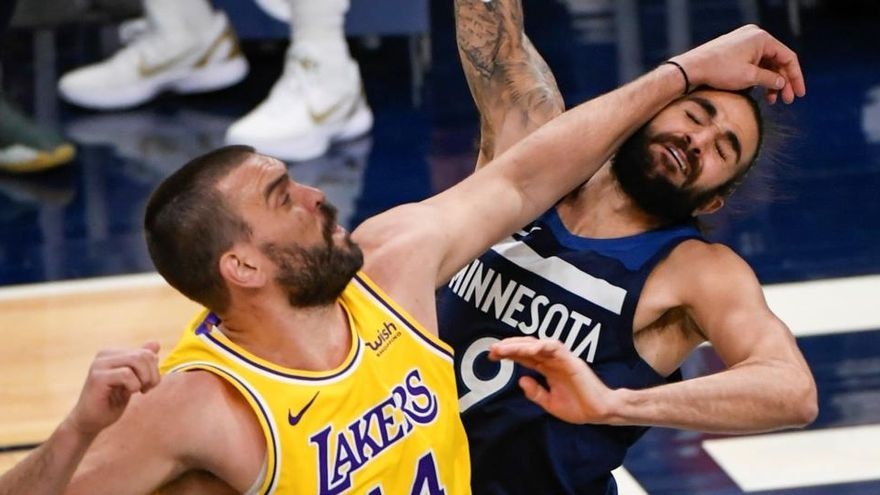 Marc Gasol le gana el duelo a Ricky y Willy Hernangómez sigue creciendo