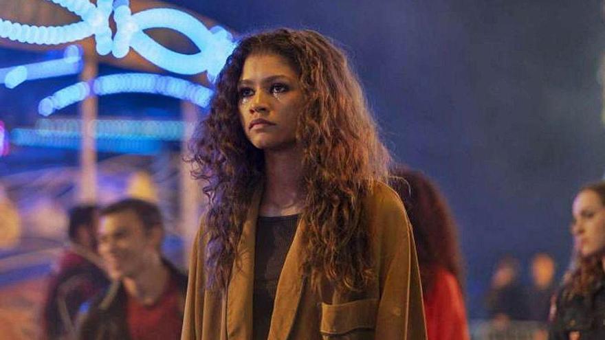 HBO emitirá dos capítulos especiales de la serie 'Euphoria' a principios de diciembre