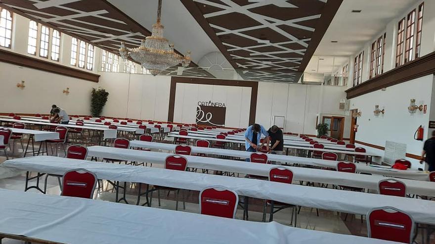 La Cotonera, lista para albergar a casi quinientos estudiantes