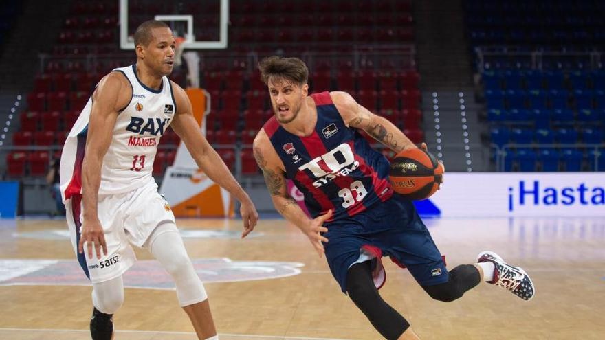L'ACB decidirà el proper dia 4 com s'acabarà la Lliga Endesa