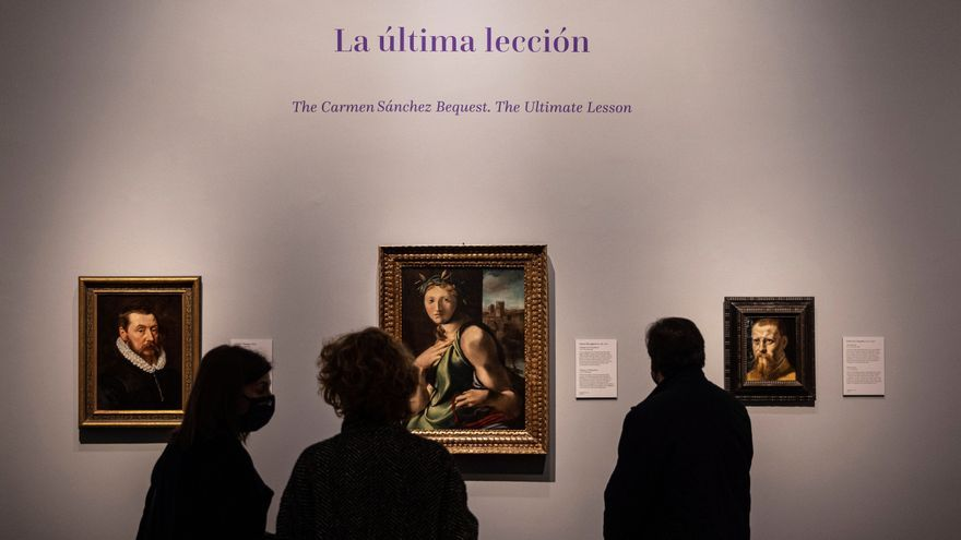 El Museo del Prado presenta la exposición que recoge el legado de la profesora Carmen Sánchez