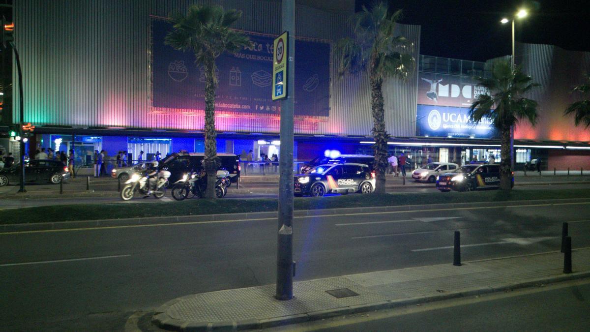 No es la primera vez que se registran incidentes en el centro comercial.