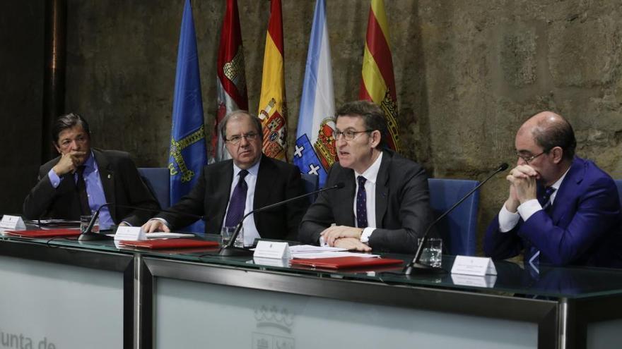 La Rioja y Castilla-La Mancha se suman al frente por una nueva financiación autonómica